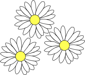 Daisy clipart #20, Download drawings