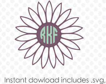 Daisy svg #2, Download drawings