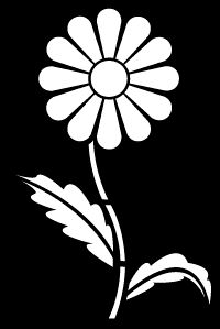 Daisy svg #4, Download drawings