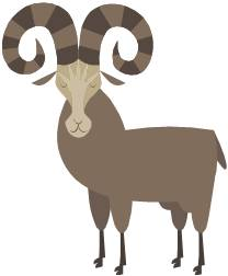 Dall Sheep clipart #17, Download drawings