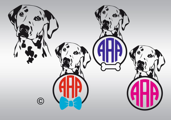 Dalmatian svg #11, Download drawings