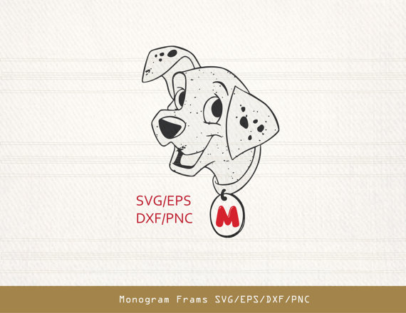 Dalmatian svg #12, Download drawings