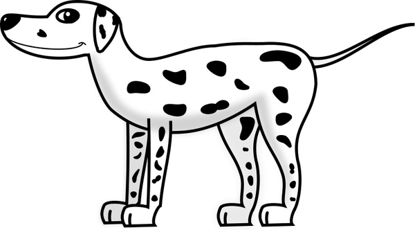 Dalmatian svg #9, Download drawings