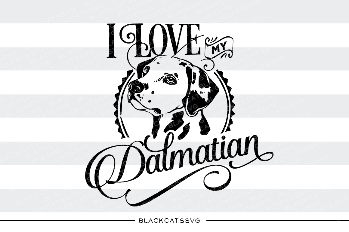 Dalmatian svg #10, Download drawings
