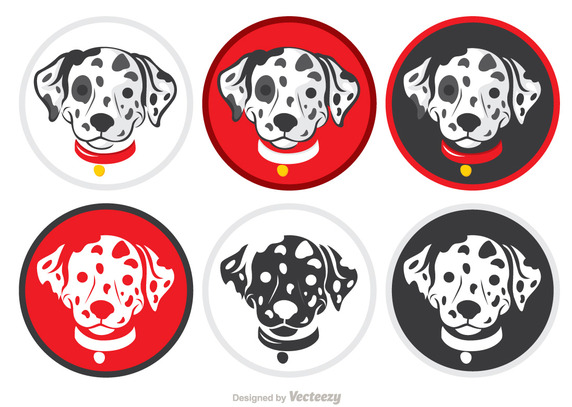 Dalmatian svg #19, Download drawings