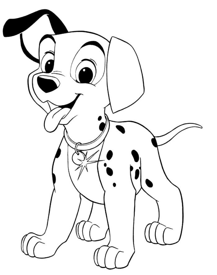 Dalmatian svg #13, Download drawings