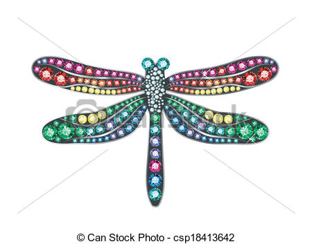 Damselfly clipart #6, Download drawings
