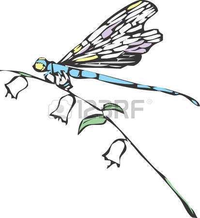 Damselfly clipart #14, Download drawings