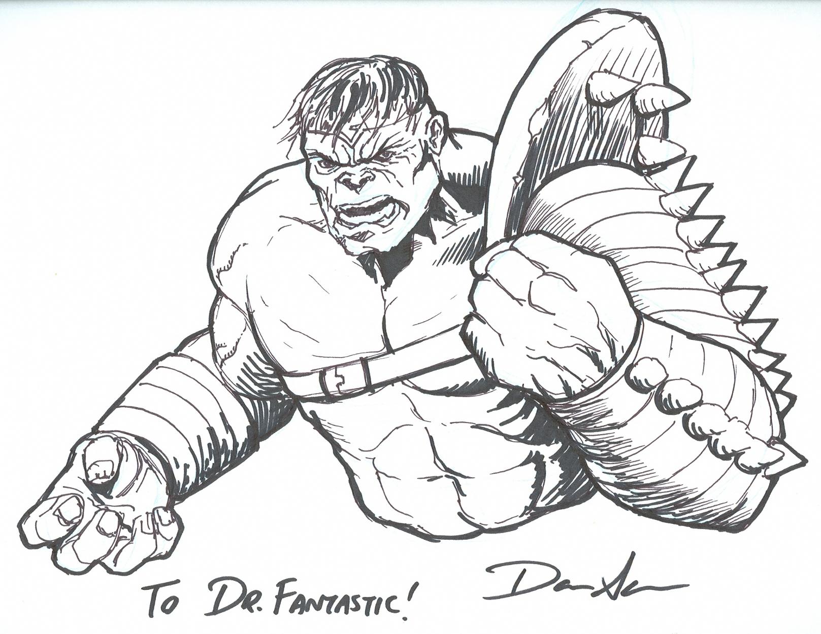 Dan Scott coloring #19, Download drawings