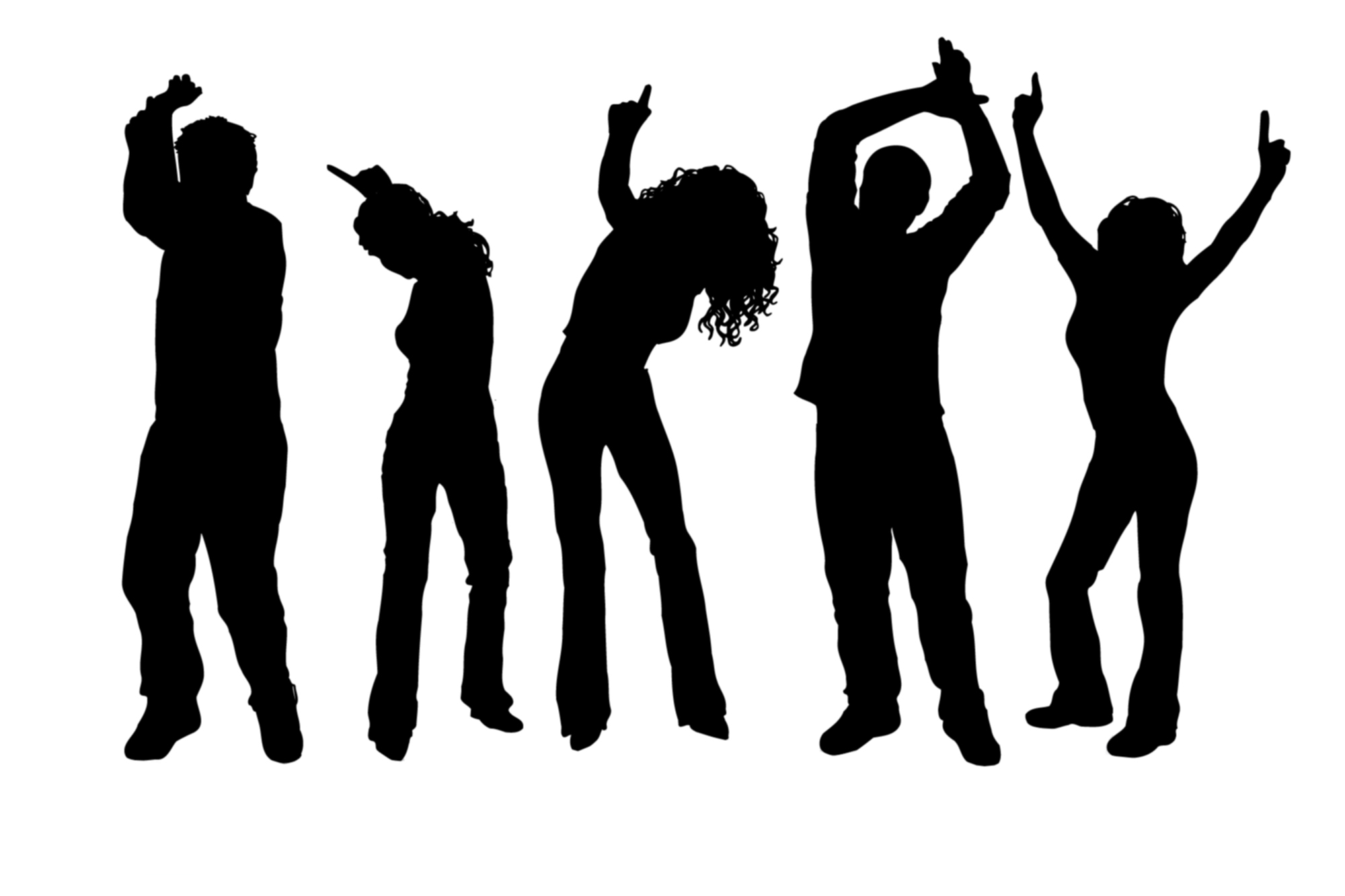 Dancing clipart #3, Download drawings