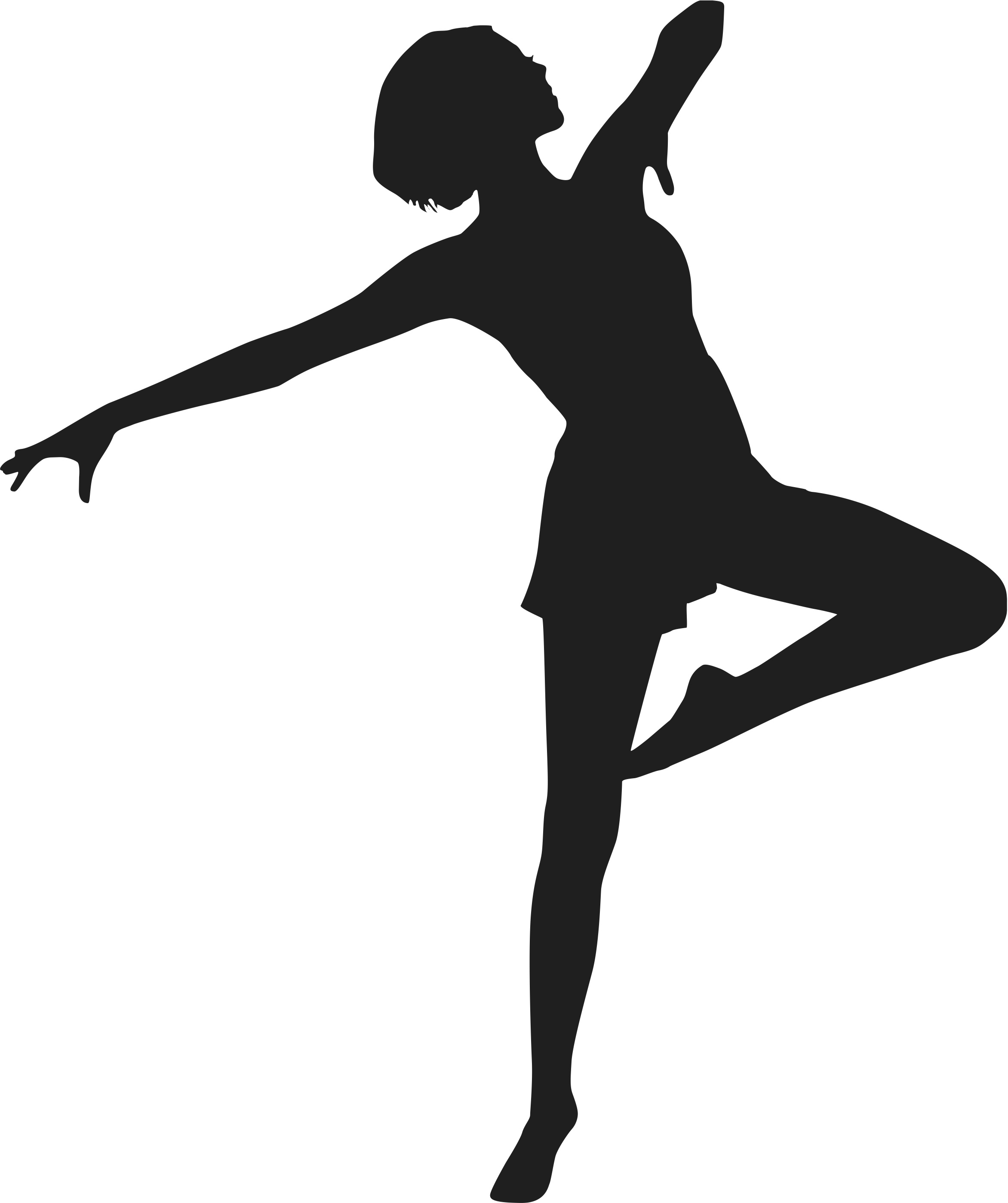 Dancer clipart #1, Download drawings