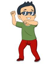 Dancing clipart #8, Download drawings