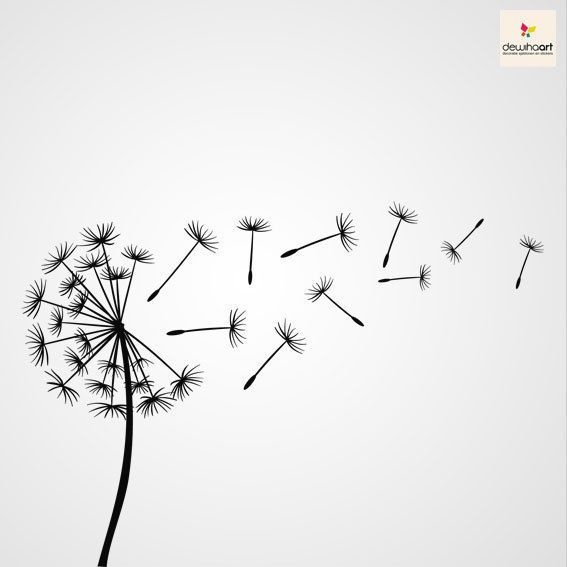 Dandelion svg #6, Download drawings