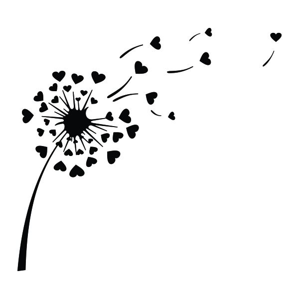 Dandelion svg #15, Download drawings