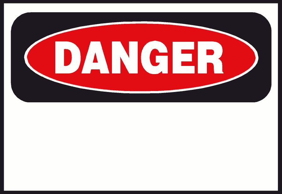 Danger clipart #17, Download drawings