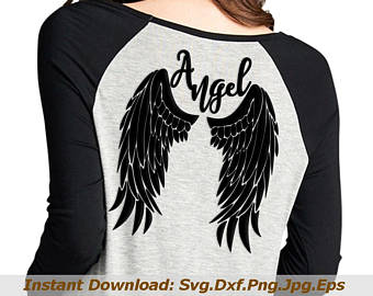 Dark Angel svg #2, Download drawings