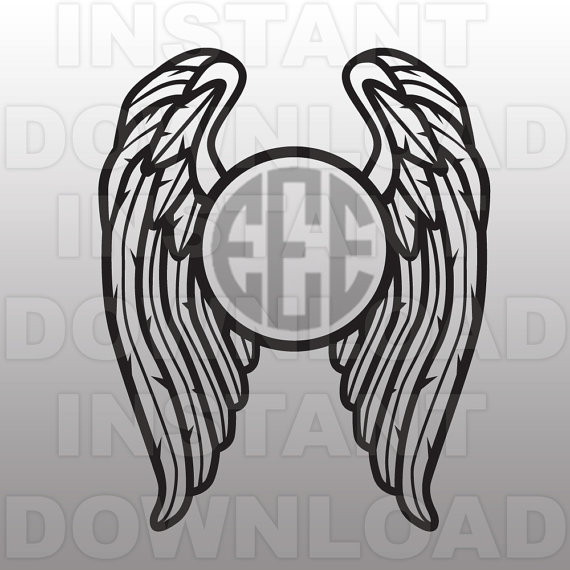 Dark Angel svg #4, Download drawings