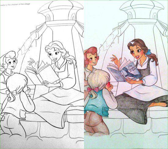 Dark coloring #17, Download drawings