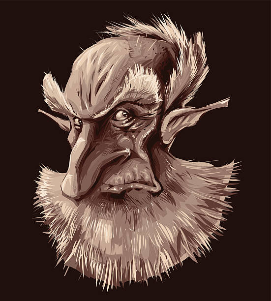 Dark Elf clipart #7, Download drawings