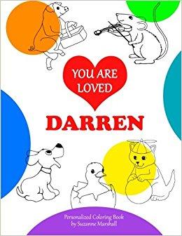 Darren coloring #15, Download drawings