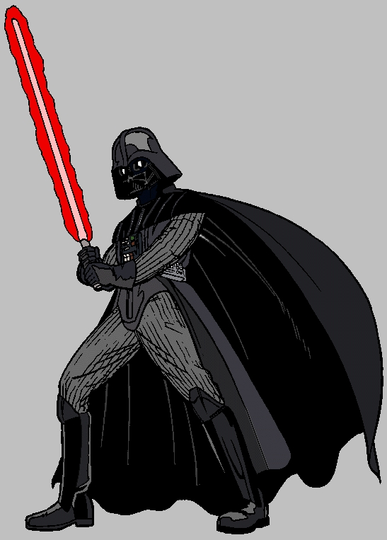 Darth Vader clipart #12, Download drawings