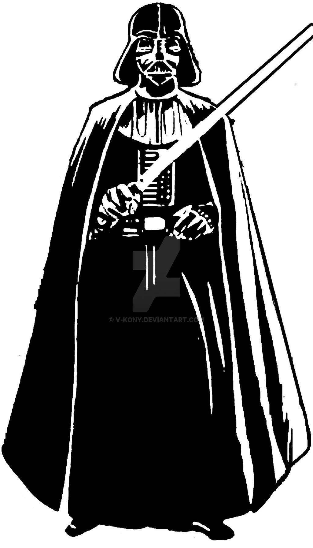 Darth Vader clipart #4, Download drawings