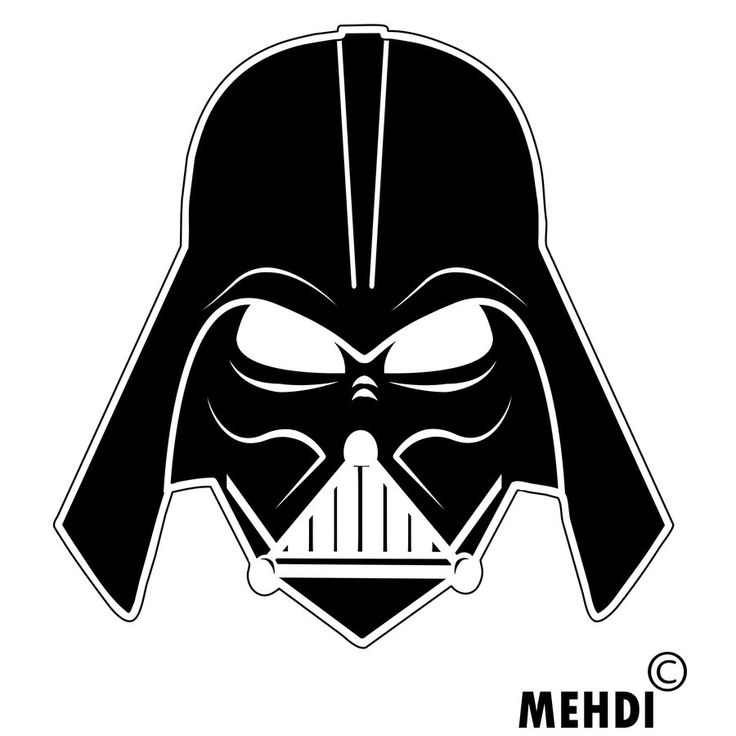 Darth Vader clipart #9, Download drawings