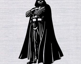 Darth Vader clipart #7, Download drawings