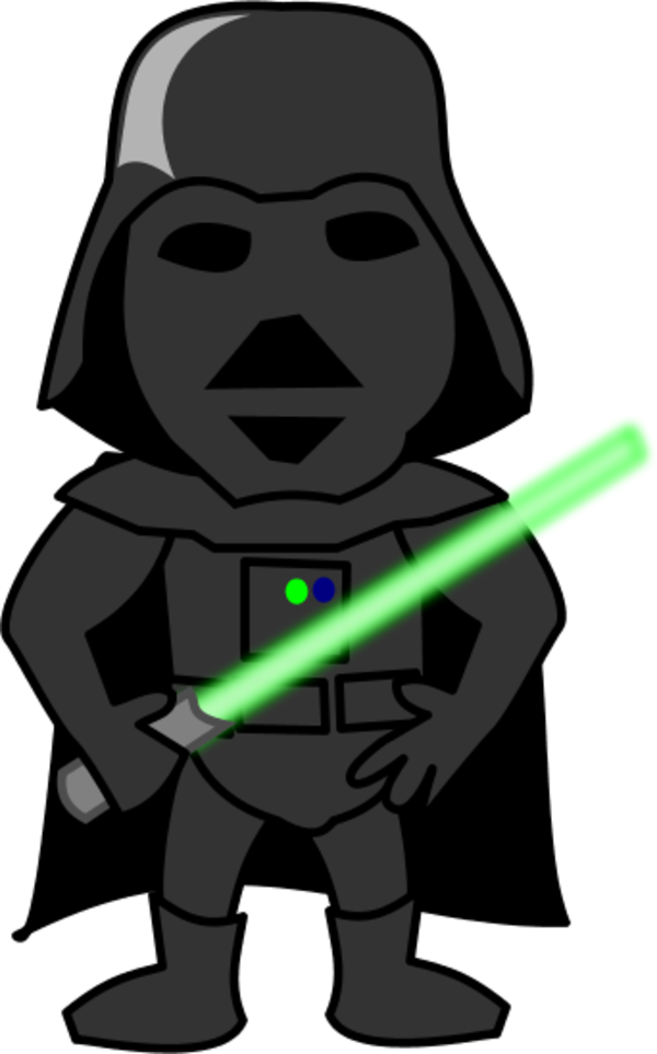 Darth Vader clipart #14, Download drawings