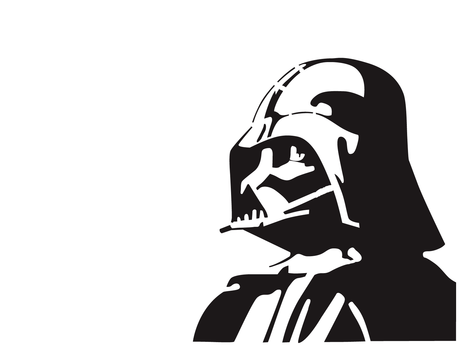 Darth Vader clipart #5, Download drawings