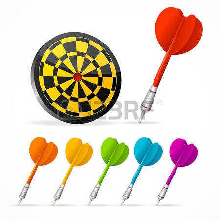 Darts clipart #5, Download drawings