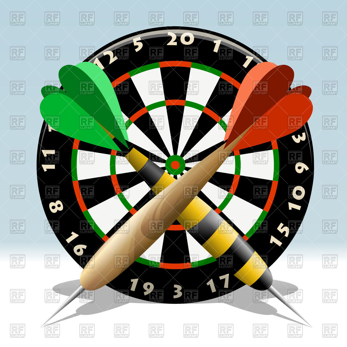 Darts clipart #3, Download drawings