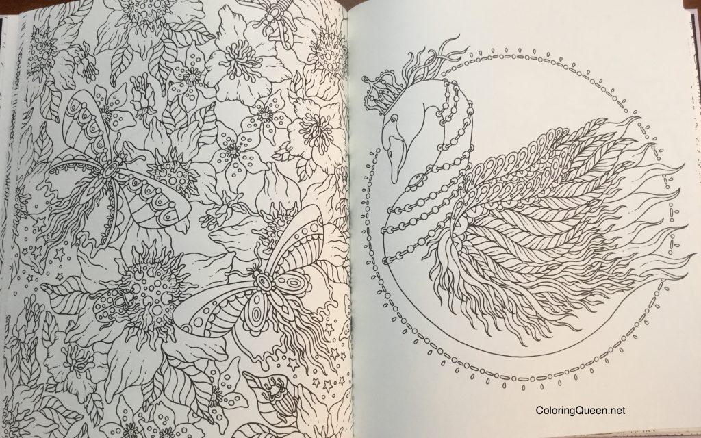 Dawn coloring #3, Download drawings