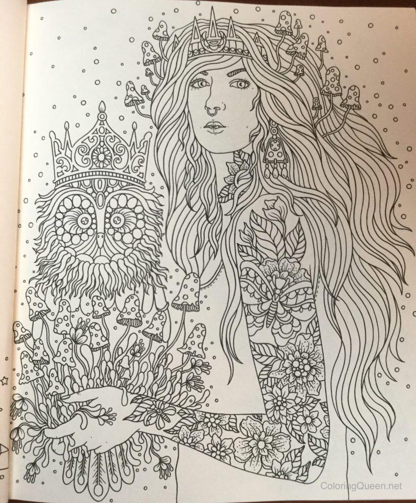 Dawn coloring #13, Download drawings