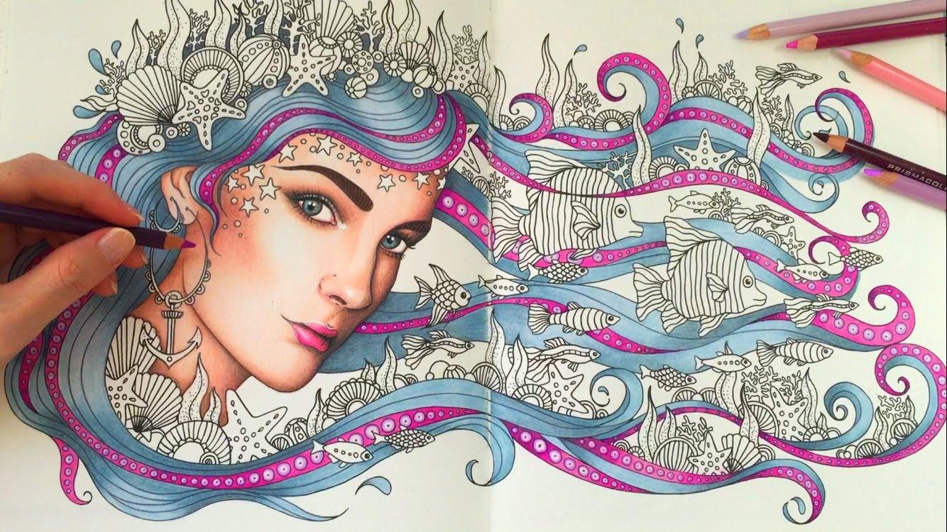 Daydreams coloring #9, Download drawings