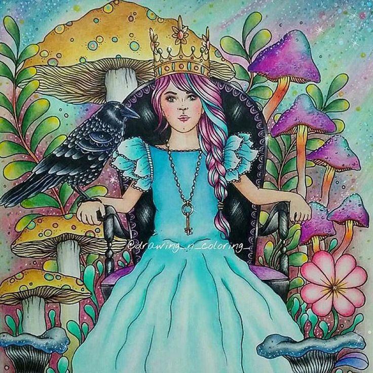 Daydreams coloring #7, Download drawings