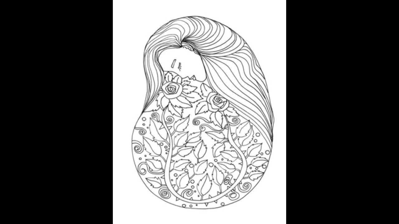 Daydreams coloring #6, Download drawings