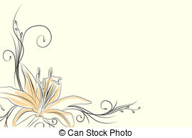 Daylily clipart #12, Download drawings