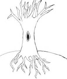 Dead Tree coloring #13, Download drawings