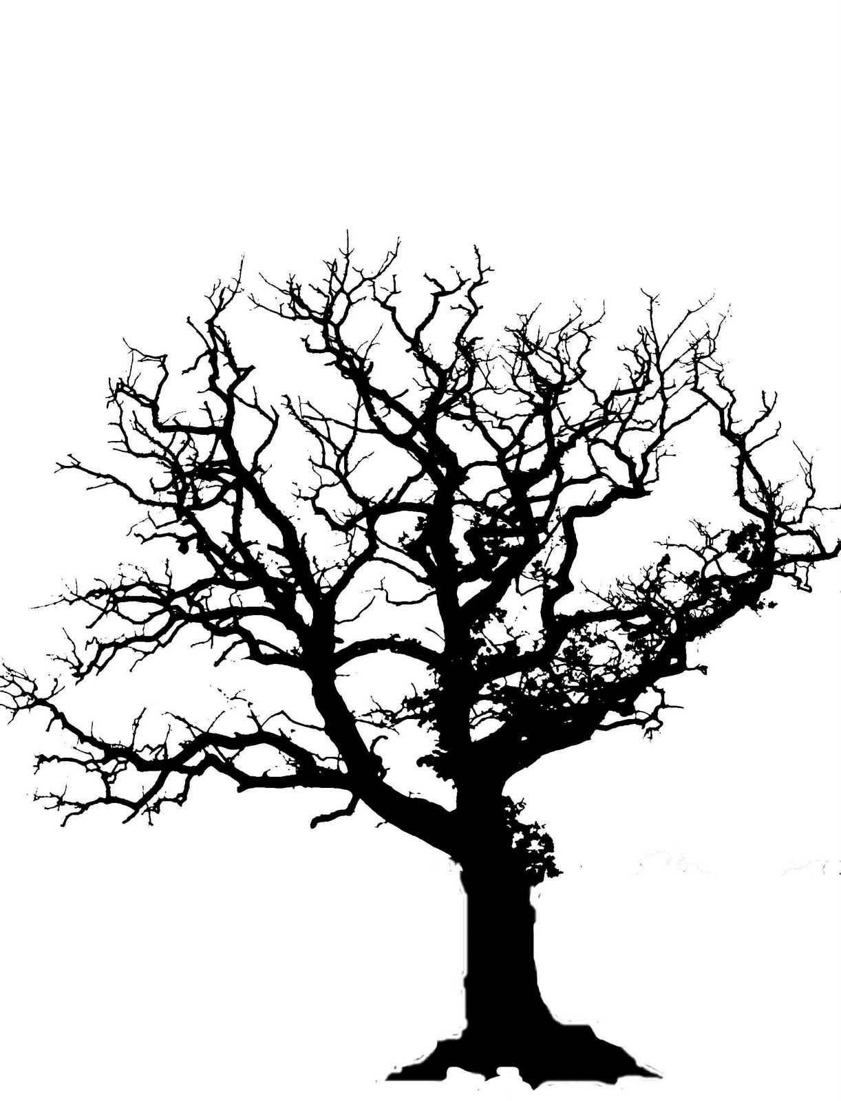 Dead Tree Dark Abstract clipart #13, Download drawings