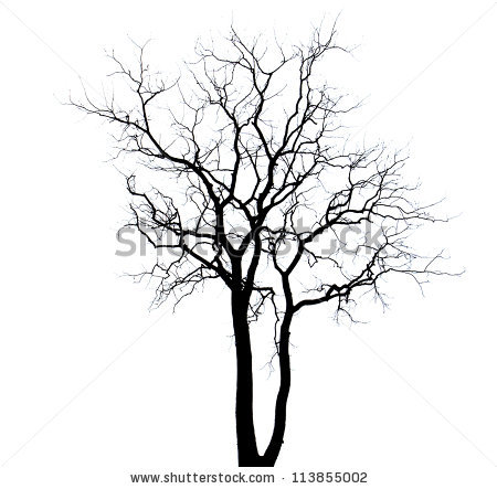 Dead Tree Dark Abstract clipart #14, Download drawings