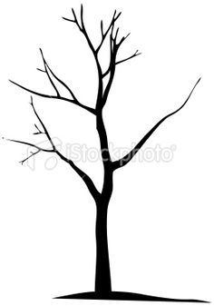 Dead Tree Dark Abstract clipart #4, Download drawings