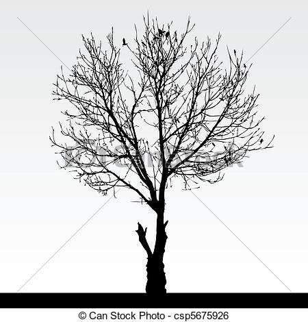 Dead Tree Dark Abstract clipart #9, Download drawings