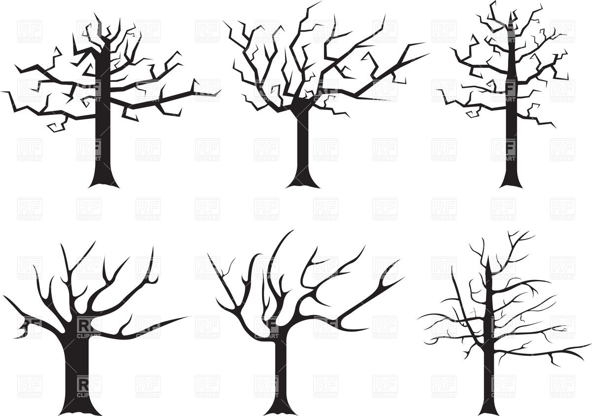 Dead Tree Dark Abstract clipart #11, Download drawings
