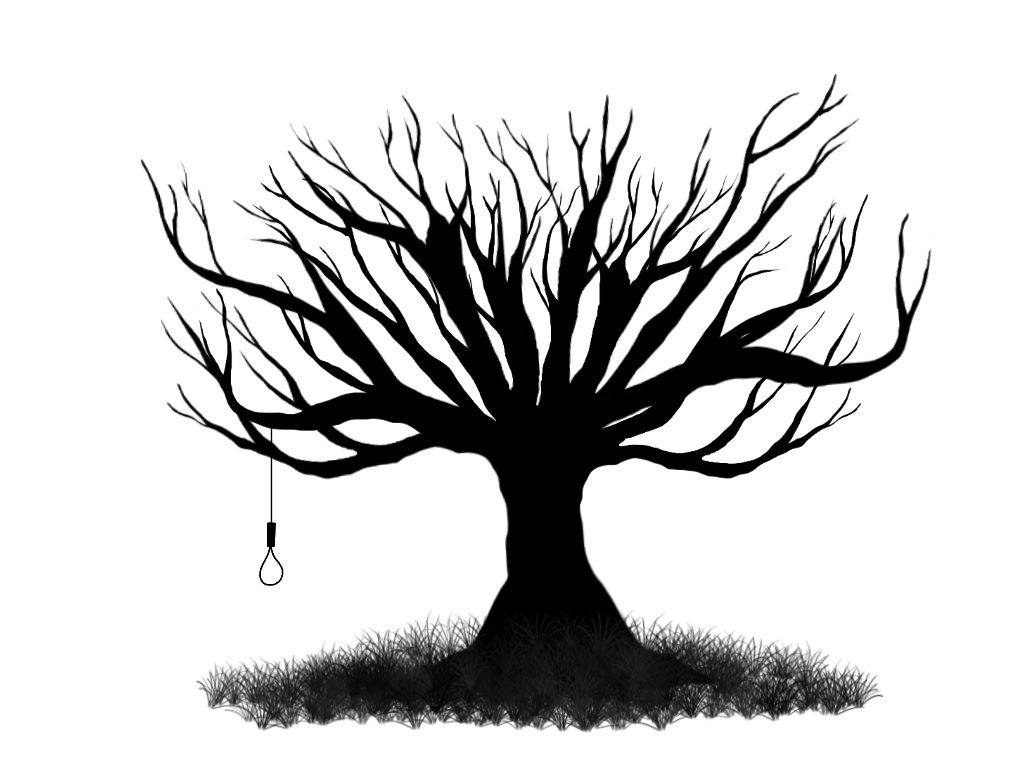 Dead Tree Dark Abstract clipart #19, Download drawings