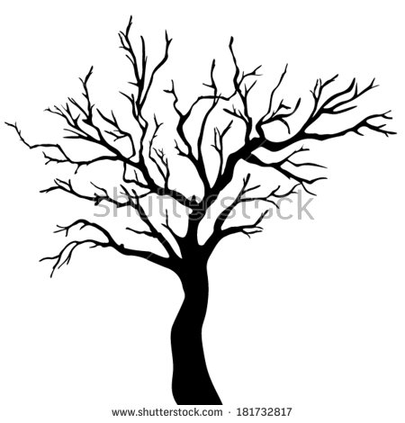 Dead Tree Dark Abstract svg #20, Download drawings