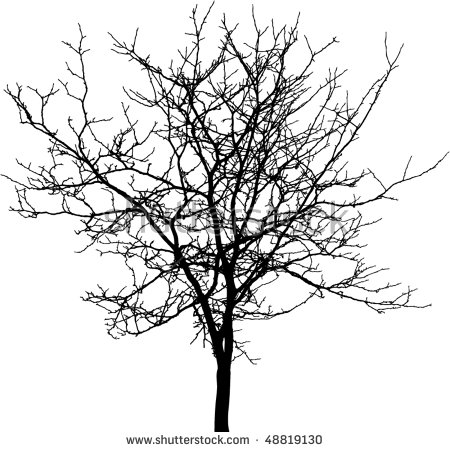 Dead Tree Dark Abstract svg #11, Download drawings