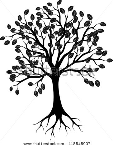 Dead Tree Dark Abstract svg #9, Download drawings