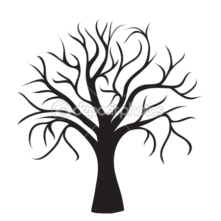 Dead Tree Dark Abstract svg #6, Download drawings