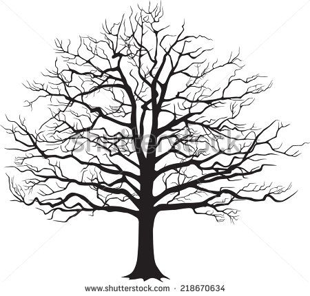 Dead Tree Dark Abstract svg #12, Download drawings